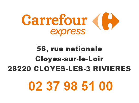 Carrefour Express Cloyes