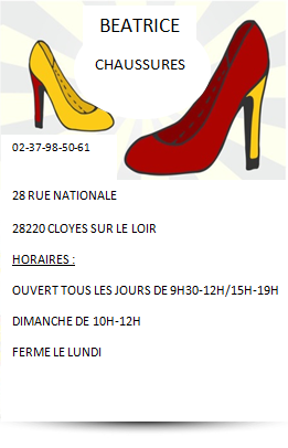 beatrice chaussures