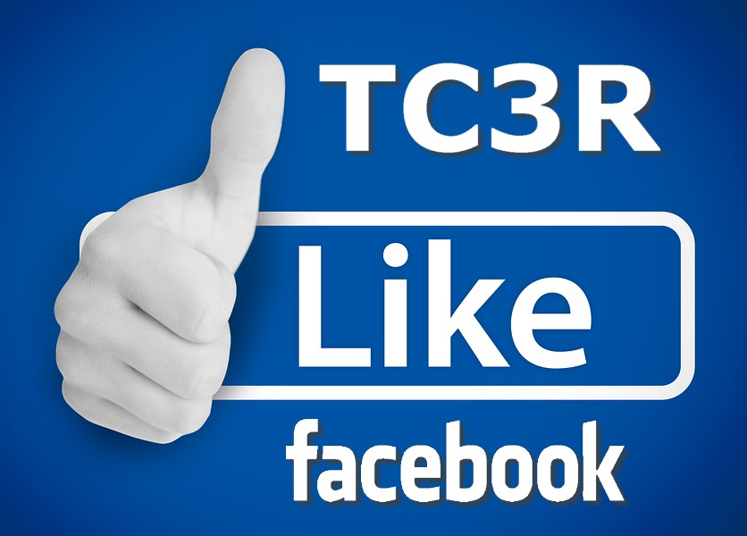 TC3R LIKE FACEBOOK